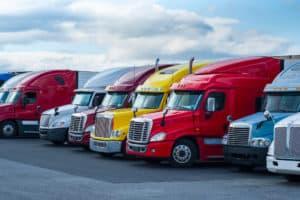 trucking company